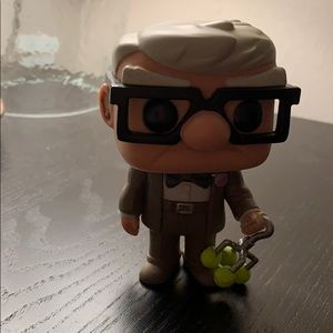 Carl from Up POP Figure